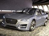 Subaru Advanced Tourer Concept 2011 images