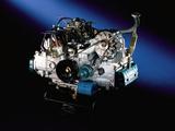 Engines  Subaru EA81 pictures