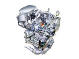 Engines  Subaru Impreza 1.5R pictures