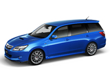 Images of Subaru Exiga tS STi (YA5) 2012