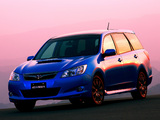 Subaru Exiga GT 2008 photos