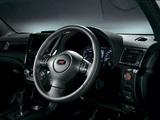 Subaru Exiga tS STi (YA5) 2012 pictures