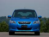 Subaru Exiga GT 2008 wallpapers