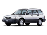 Images of Subaru Forester Turbo JP-spec 1997–2000