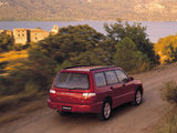 Images of Subaru Forester S-Turbo (SF) 2000–02