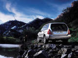 Images of Subaru Forester XT 2003–05