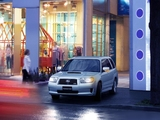 Images of Subaru Forester Cross Sports (SG) 2005