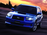 Images of Subaru Forester STi 2005–08