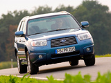 Images of Subaru Forester 2.0X 2005–08