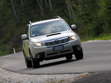 Images of Subaru Forester 2.0D 2008–11