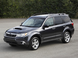 Images of Subaru Forester US-spec 2008–10