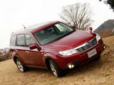 Images of Subaru Forester JP-spec (SH) 2008–10