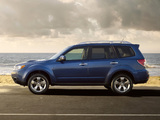 Images of Subaru Forester US-spec (SH) 2010–12