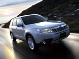 Images of Subaru Forester JP-spec (SH) 2010–12