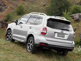 Images of Subaru Forester 2.0XT AU-spec 2012