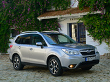 Images of Subaru Forester 2.0X 2012