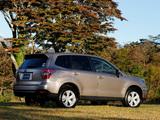 Images of Subaru Forester 2.0i JP-spec 2012