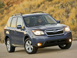 Images of Subaru Forester 2.5i US-spec 2012