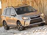 Images of Subaru Forester 2.0XT US-spec 2012