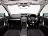 Images of Subaru Forester 2.0i-S JP-spec 2012