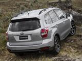 Images of Subaru Forester 2.0D-S AU-spec 2012
