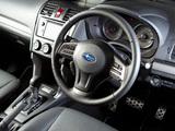 Images of Subaru Forester 2.0XT UK-spec 2013