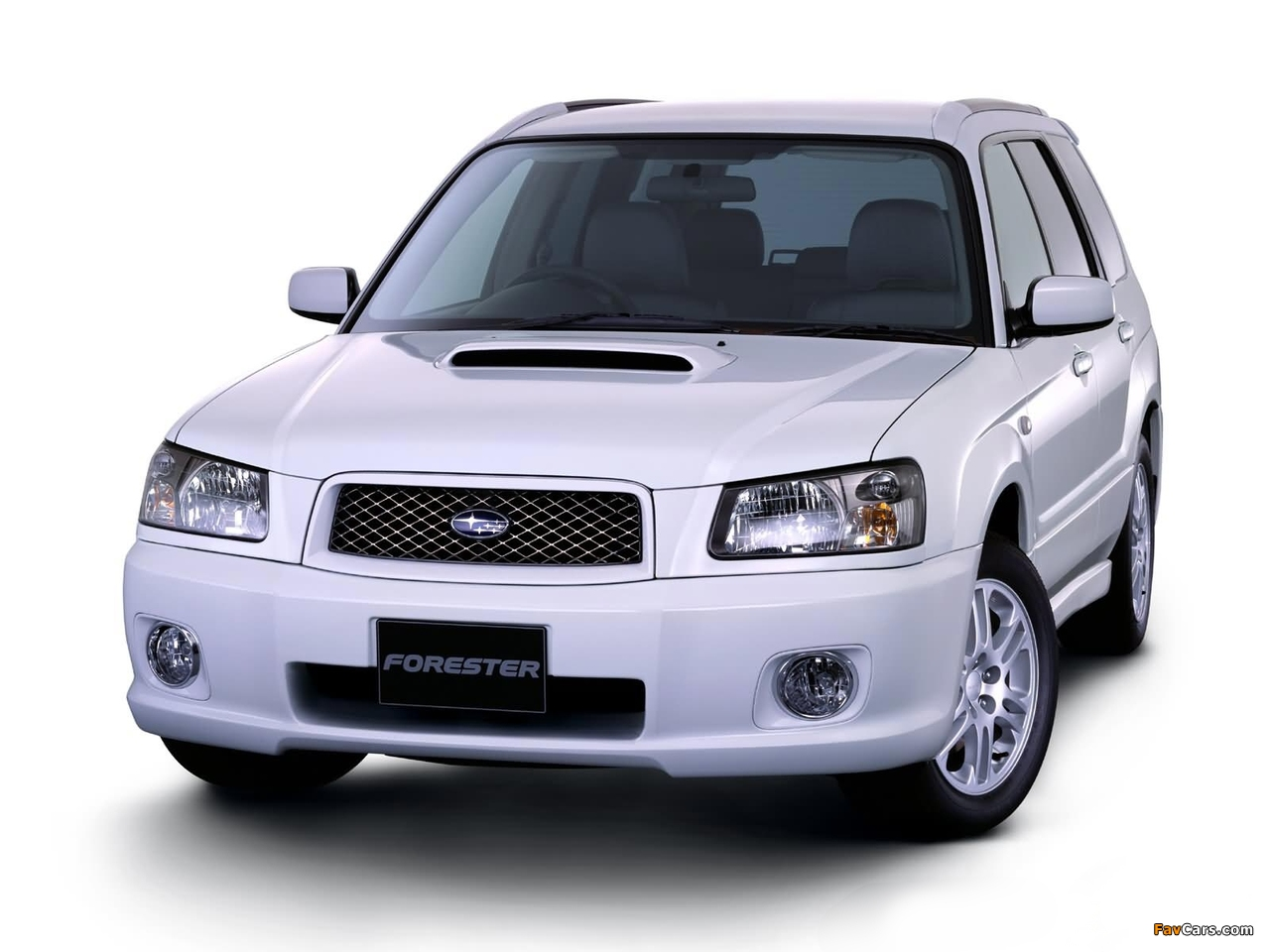 Photos of Subaru Forester (1280 x 960)