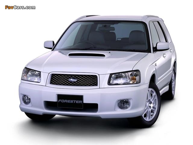 Photos of Subaru Forester (640 x 480)