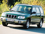 Photos of Subaru Forester 2.0GX 2000–02