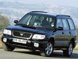 Photos of Subaru Forester S-Turbo (SF) 2000–02
