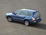 Photos of Subaru Forester 2.0X 2005–08