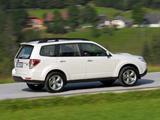 Photos of Subaru Forester 2.0D 2008–11