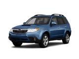 Photos of Subaru Forester US-spec 2008–10