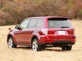 Photos of Subaru Forester JP-spec (SH) 2008–10
