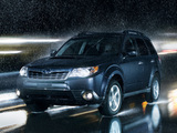 Photos of Subaru Forester US-spec (SH) 2010–12