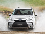 Photos of Subaru Forester 2.0XT AU-spec 2012
