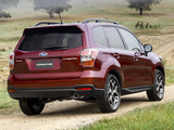 Photos of Subaru Forester 2.5i-S AU-spec 2012