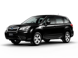 Photos of Subaru Forester 2.0i JP-spec 2012