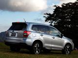 Photos of Subaru Forester 2.0XT JP-spec 2012