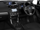 Photos of Subaru Forester 2.0D-S AU-spec 2012