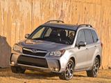 Photos of Subaru Forester 2.0XT US-spec 2012