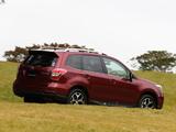 Photos of Subaru Forester 2.0i-S JP-spec 2012