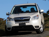 Photos of Subaru Forester 2.0i JP-spec 2012