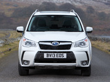 Photos of Subaru Forester 2.0XT UK-spec 2013
