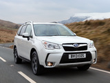 Photos of Subaru Forester 2.0XT UK-spec 2013