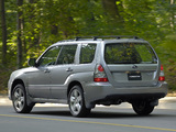 Pictures of Subaru Forester Sports US-spec (SG) 2005–08
