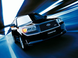 Pictures of Subaru Forester Cross Sports (SG) 2005