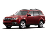 Pictures of Subaru Forester US-spec 2008–10
