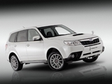 Pictures of Subaru Forester S-Edition 2010