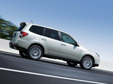 Pictures of Subaru Forester tS STi (SH) 2010